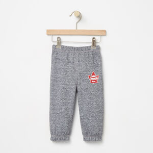 Roots-Kids Baby-Baby Heritage Canada Original Sweatpant-Salt & Pepper-A
