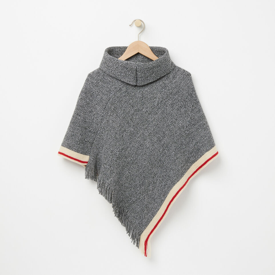 Roots-undefined-Girls Cabin Poncho-undefined-B