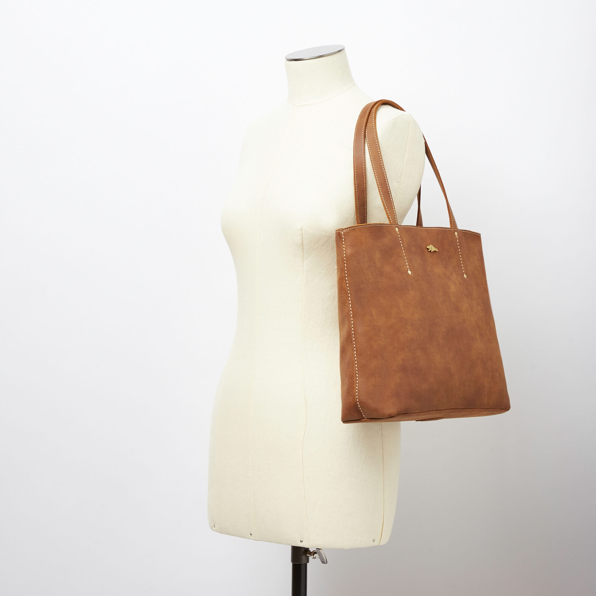 Downtown Zip Tote Tribe
