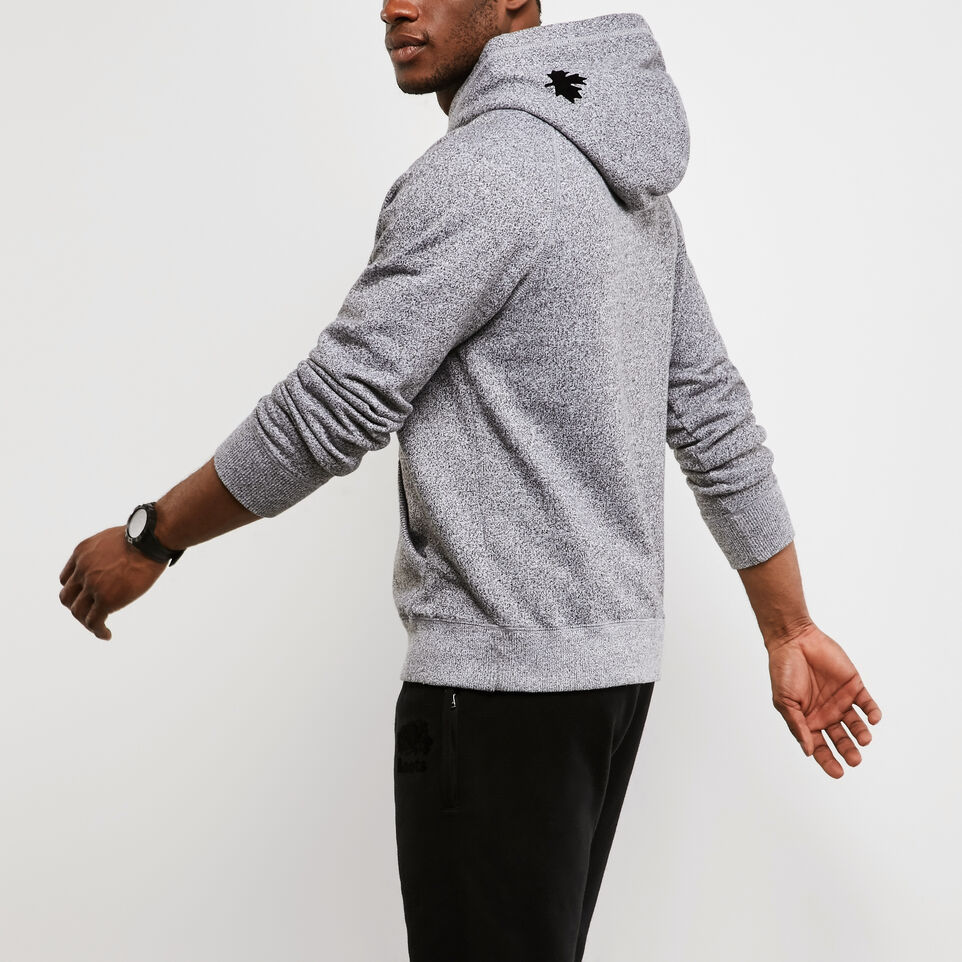 Roots-undefined-Roots Salt and Pepper Original Kanga Hoody-undefined-B