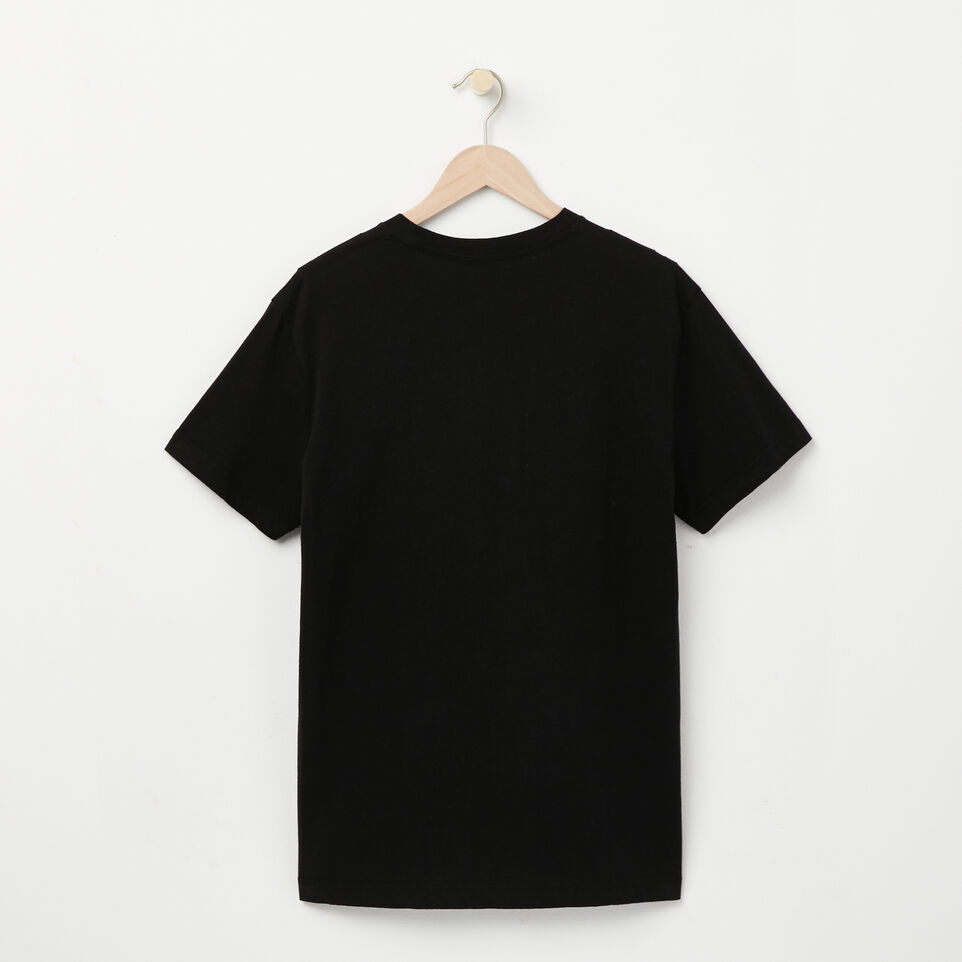 Roots-undefined-T shirt Poivré Castor-undefined-B