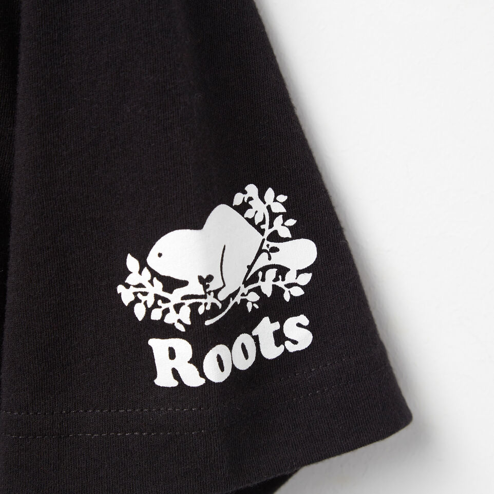 Roots-undefined-Mens Patches Graphic T-shirt-undefined-D