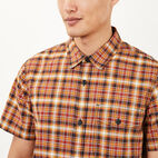 Roots-undefined-Camp Short Sleeve Shirt-undefined-C