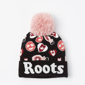Roots-Kids Accessories-Kids Glow In The Dark Toque-Multi-A