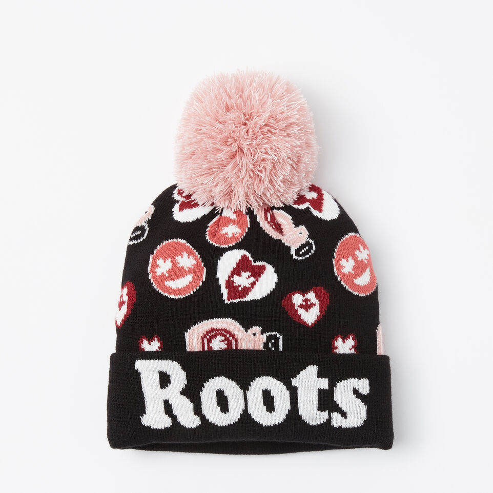 Roots-undefined-Enfants Tuque Phosphorescente-undefined-A