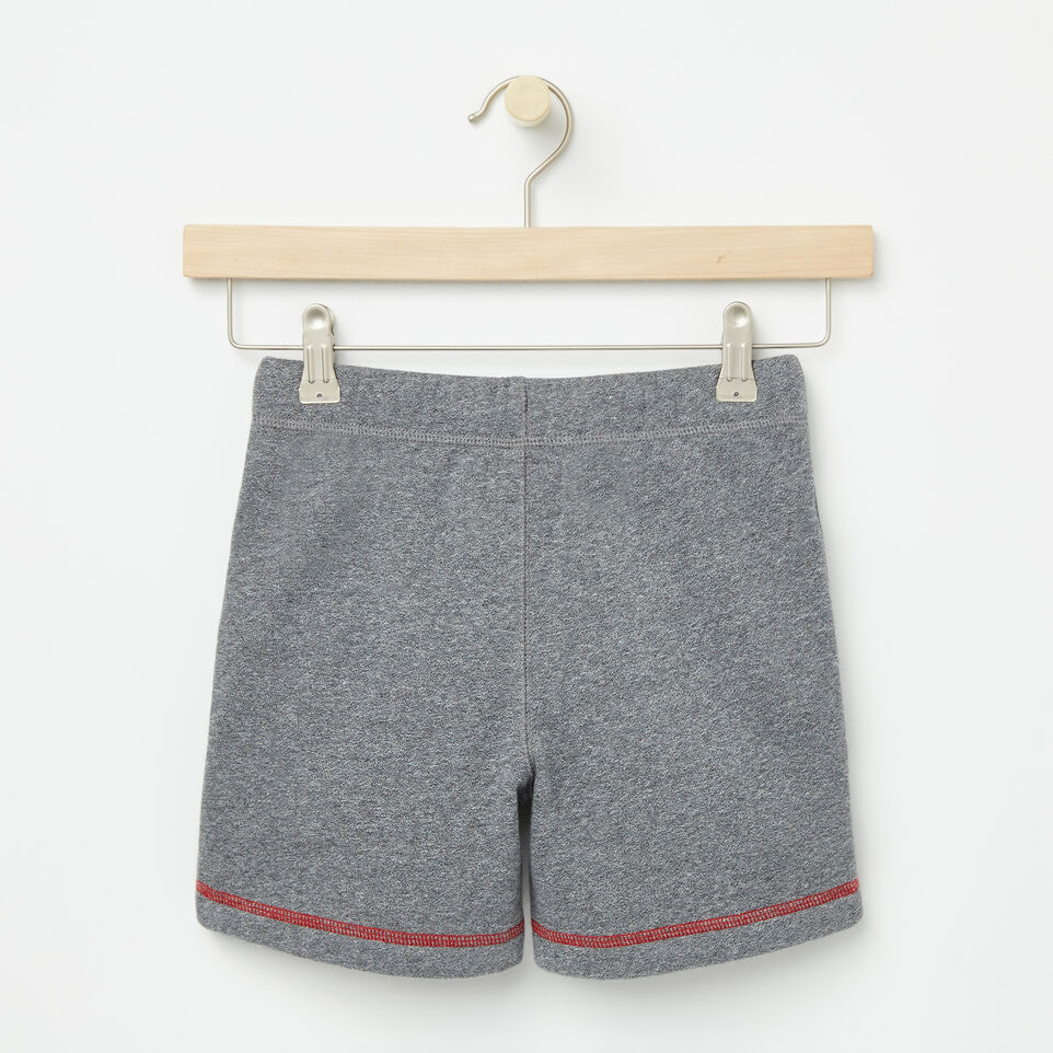 Roots-undefined-Girls Cooper Canada Sweat Shorts-undefined-B