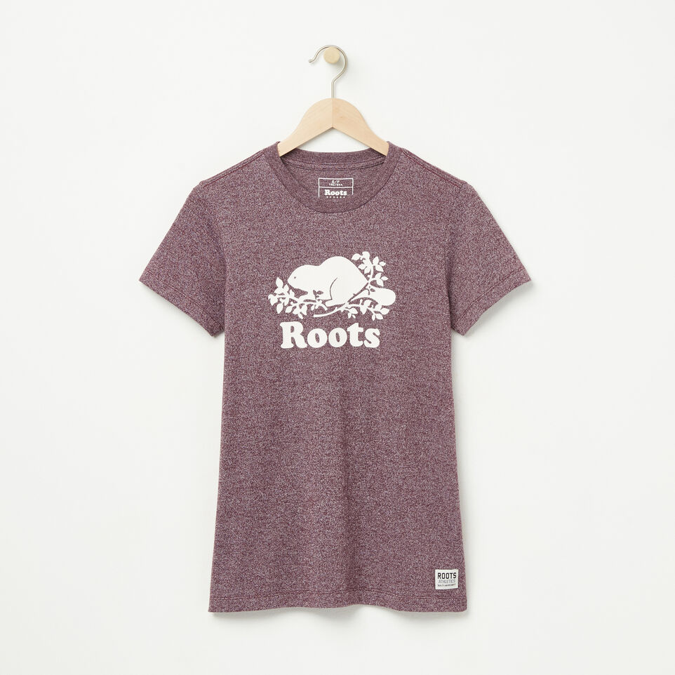 Roots-undefined-T-shirt Cooper le castor-undefined-A