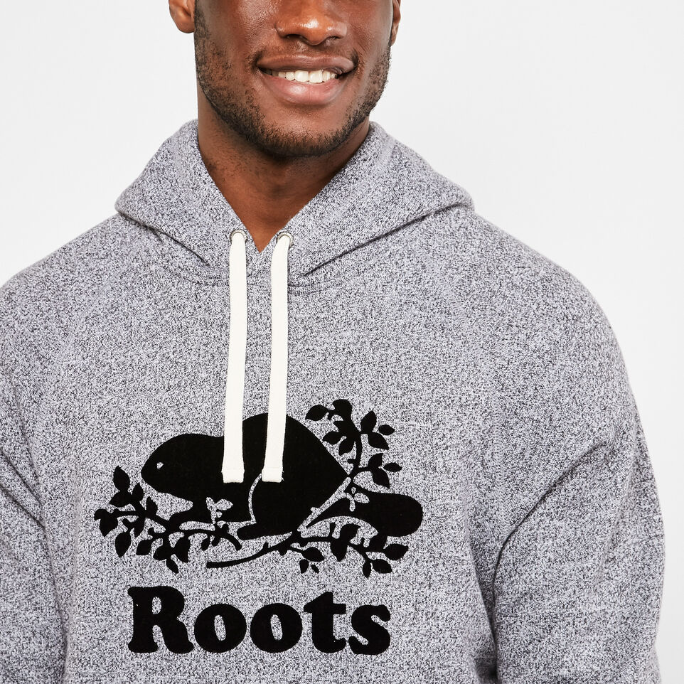 Roots-undefined-Roots Salt and Pepper Original Kanga Hoody-undefined-C