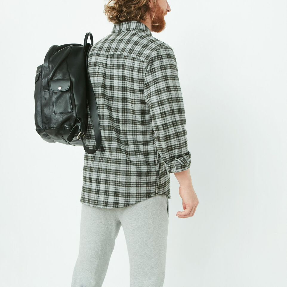 Roots-undefined-Braeburn Flannel Shirt-undefined-D
