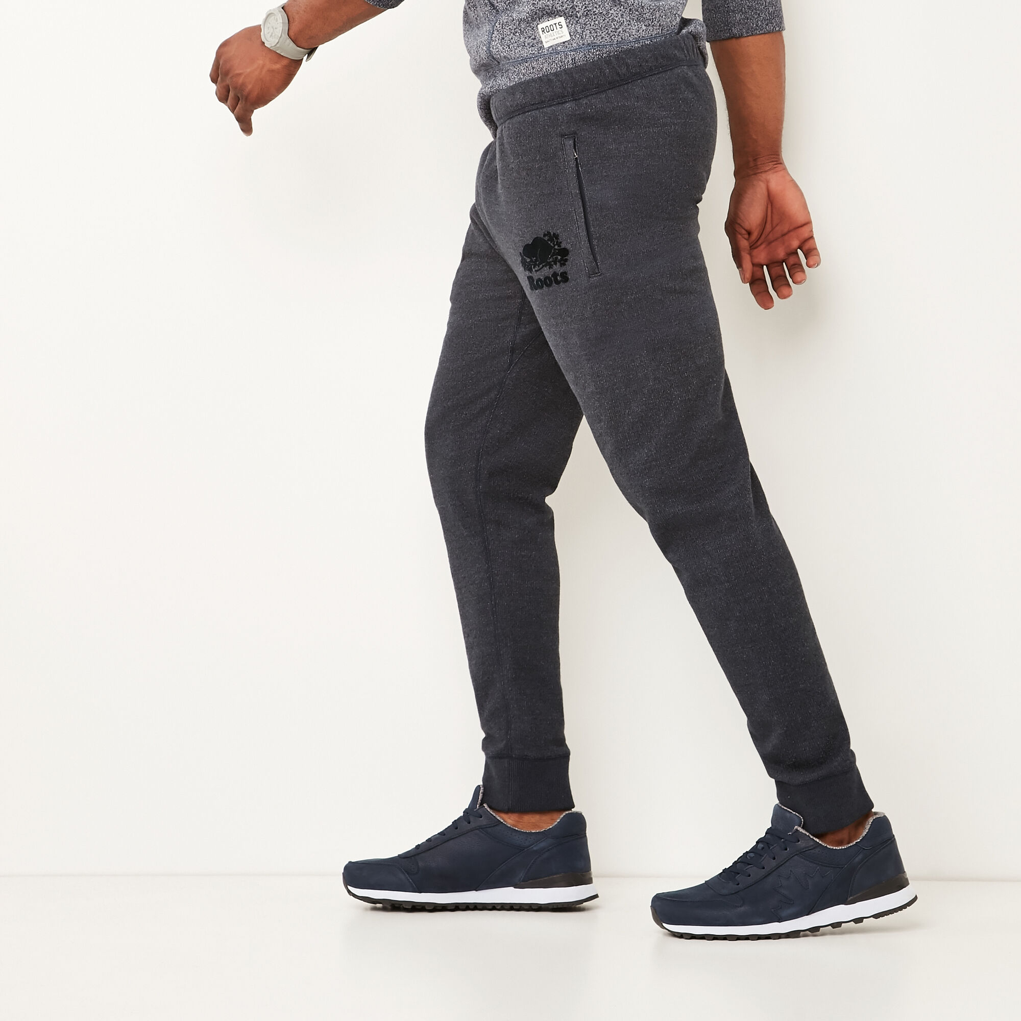 Pantalon Ajusté Co Parc