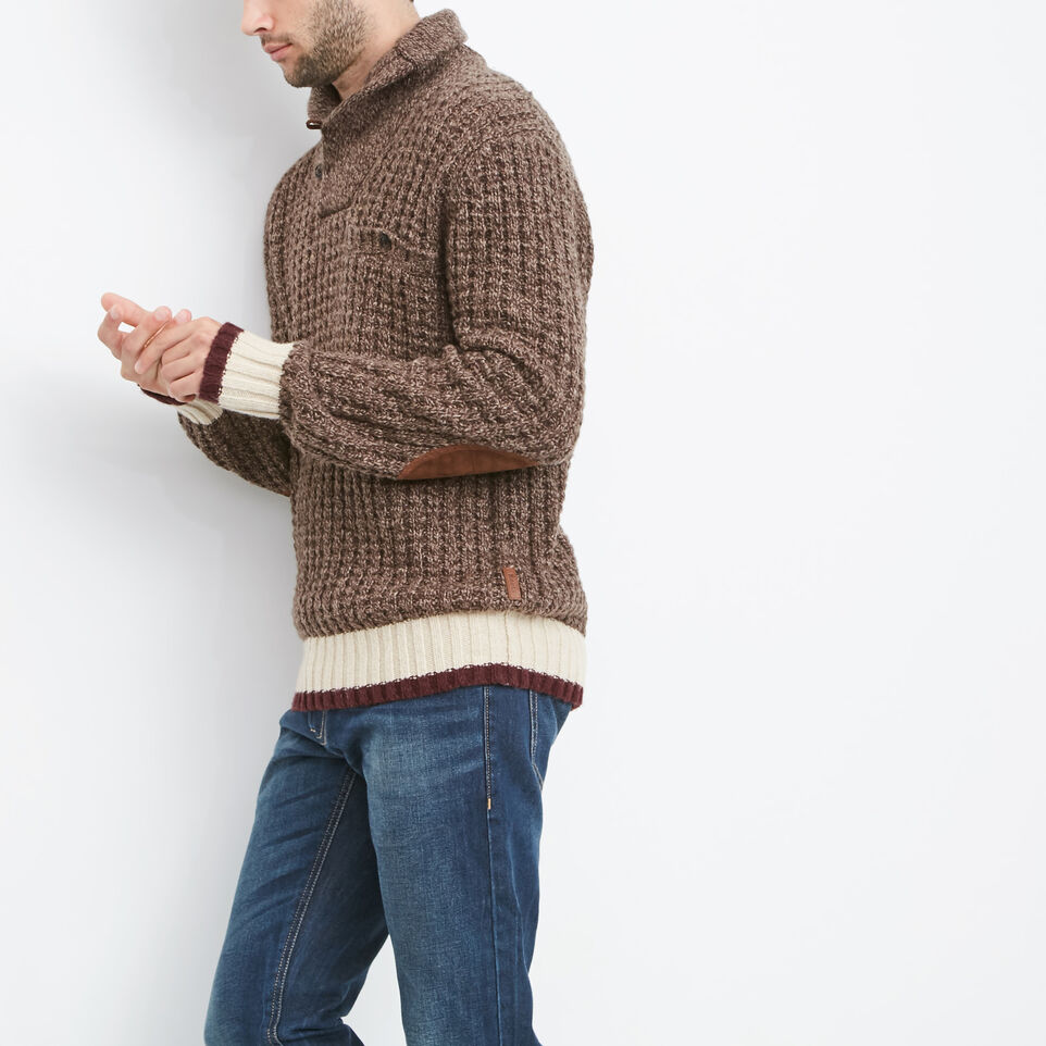 Roots-undefined-Roots Cabin Waffle Pullover-undefined-A