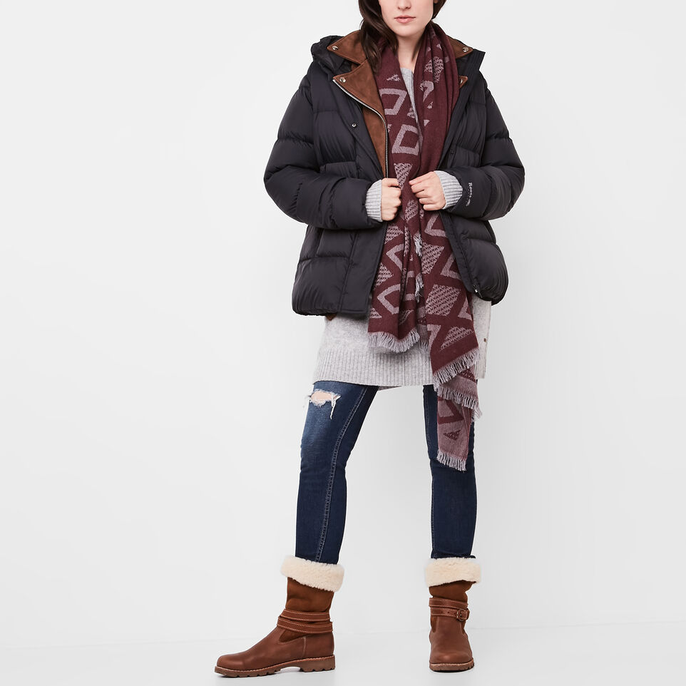 Roots-undefined-Flag Blanket Scarf-undefined-B