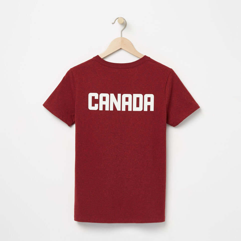 Roots-undefined-T-shirt Héritage Canada-undefined-B