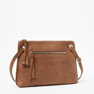 Roots-Leather Crossbody-Edie Bag Tribe-Africa-A