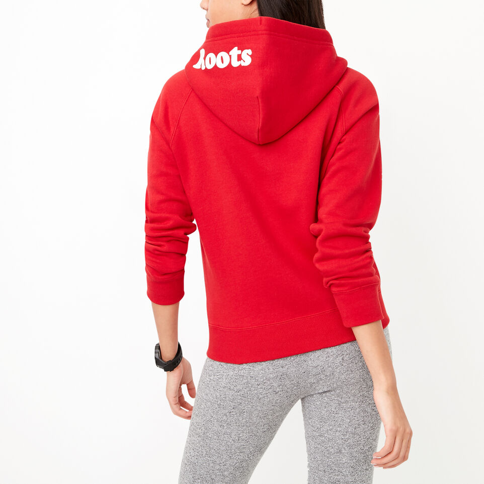 Roots-undefined-Womens Cooper Canada Full Zip Hoody-undefined-E