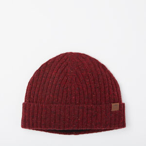 Roots-Gifts Bundle Up Accessories-Mens Donegal Toque-Lodge Red-A