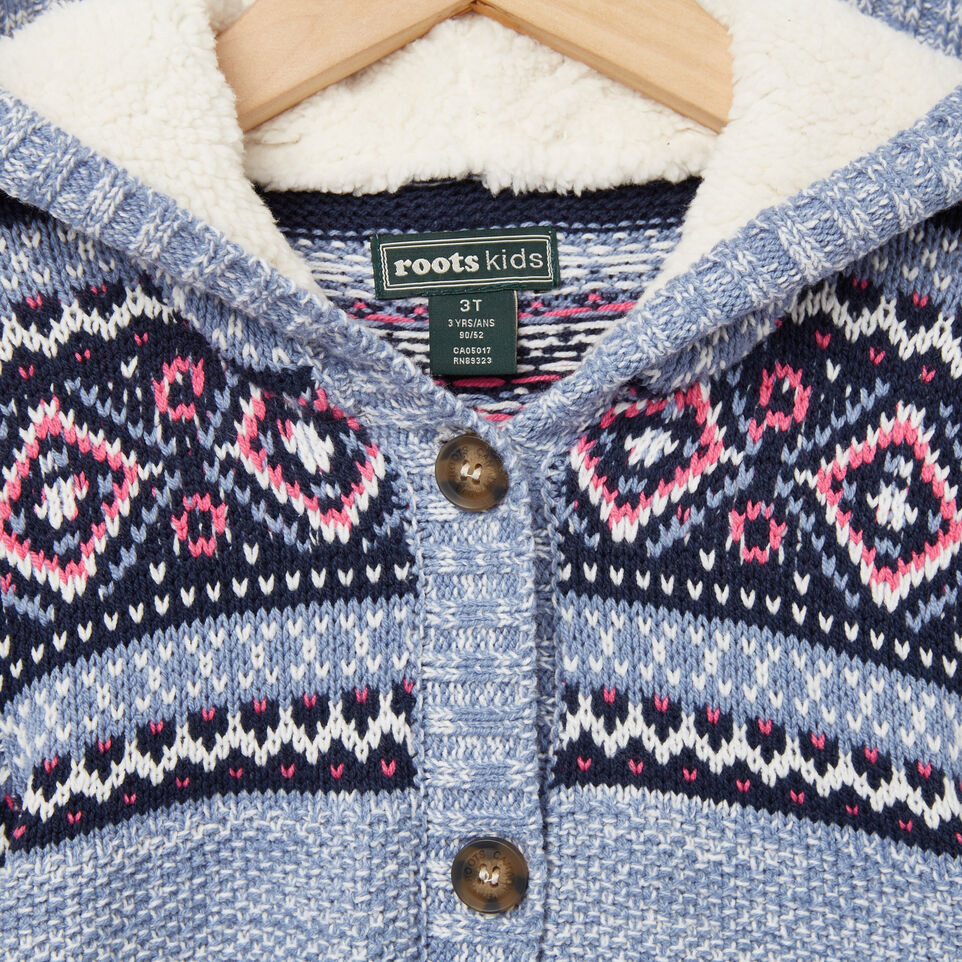 Roots-undefined-Toddler Fair Isle Hooded Sweater-undefined-C