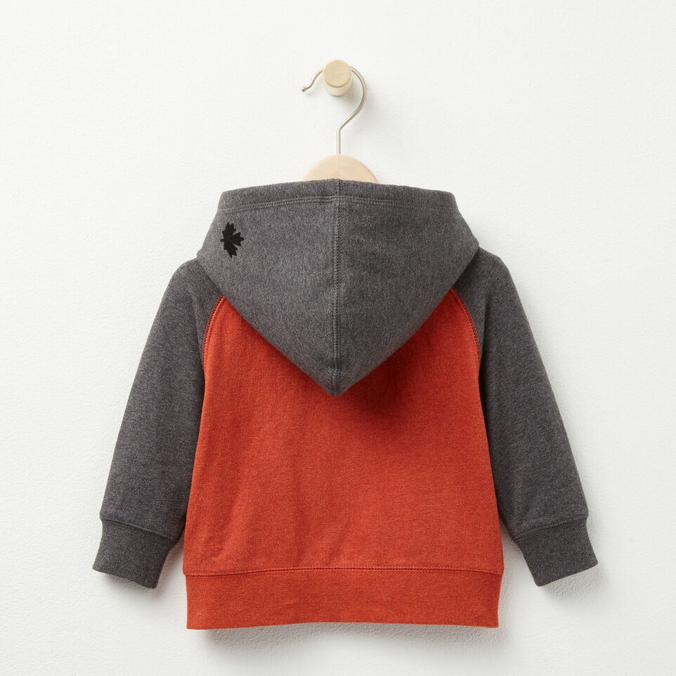 Roots-undefined-Baby Cozy Original Full Zip Hoody-undefined-B