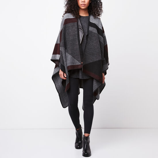 Roots-Women New Arrivals-Sonia Wrap-Multi-A