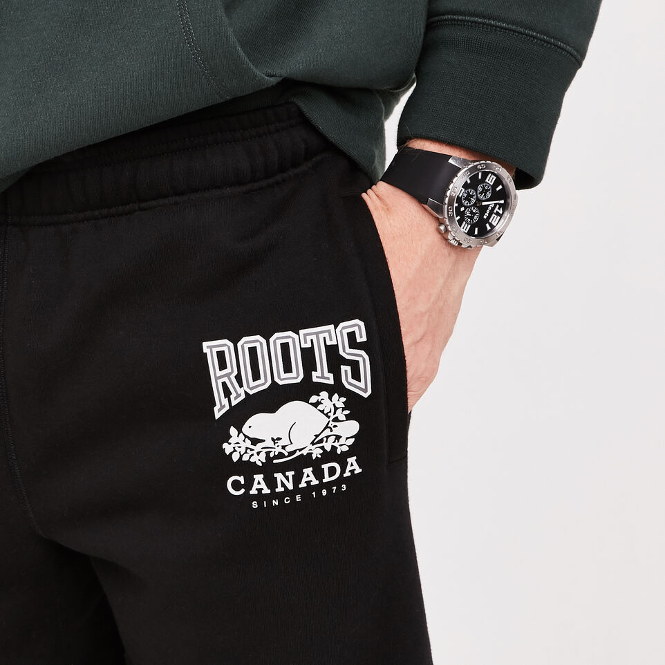 Roots-undefined-Classic Open Bottom Sweatpant-undefined-C