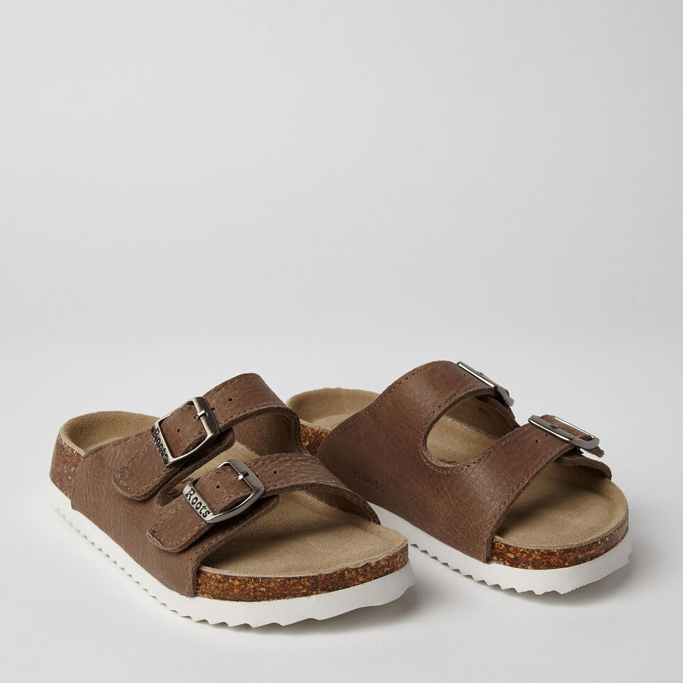 Roots-undefined-Womens Natural Roots 2 Strap Tribe-undefined-B