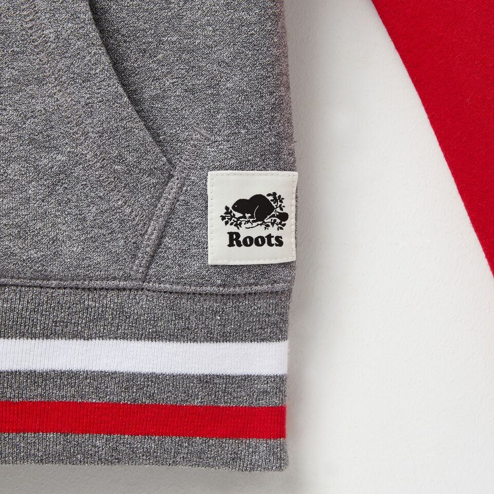 Roots-undefined-Girls Cooper Canada Full Zip Hoody-undefined-E