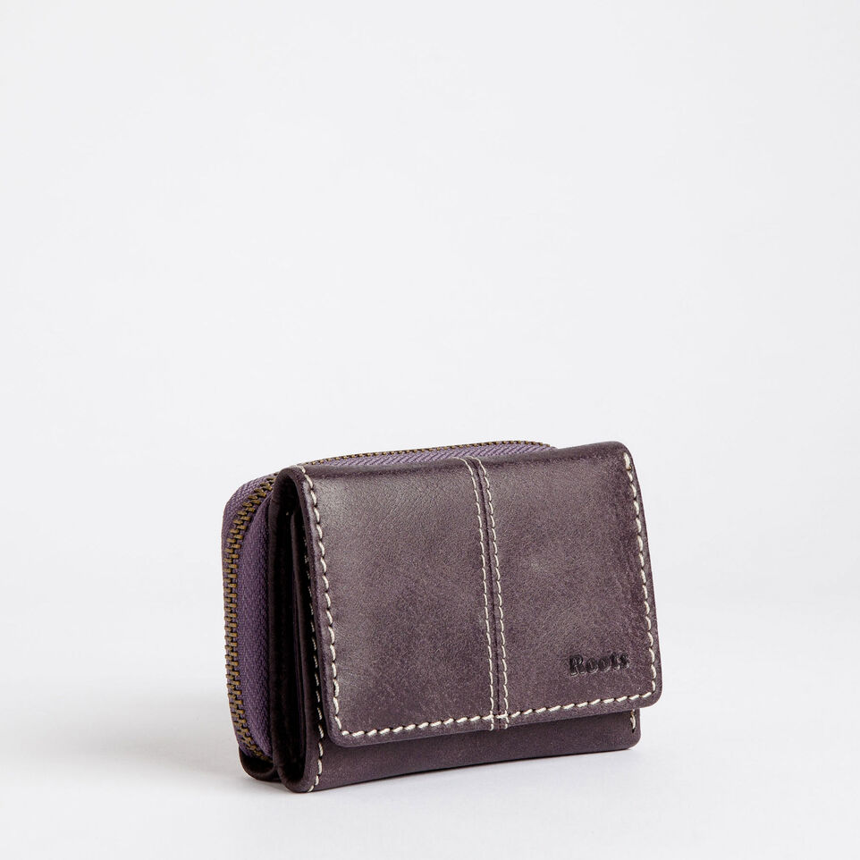 Roots-undefined-Small Trifold Clutch Tribe-undefined-D