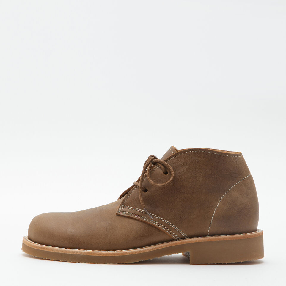 Roots-undefined-Botte Chukka cuir Tribe pour hommes-undefined-A