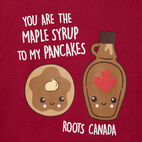 Roots-undefined-Toddler Pancake And Maple Syrup T-shirt-undefined-C