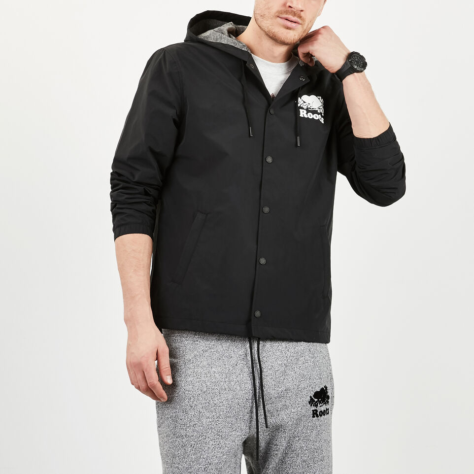 Roots-undefined-Veste Nylon Sideline-undefined-A
