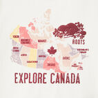 Roots-undefined-Tout-Petits T-shirt Explore Canada-undefined-C