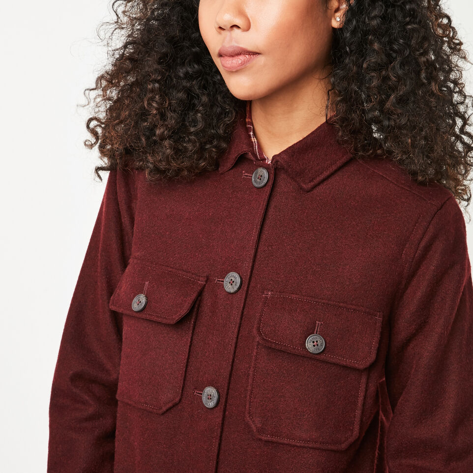 Roots-undefined-Bordeau Wool Shacket-undefined-C