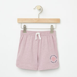 Roots-Kids Bottoms-Toddler Lucy Shorts-Mauve Shadows-A