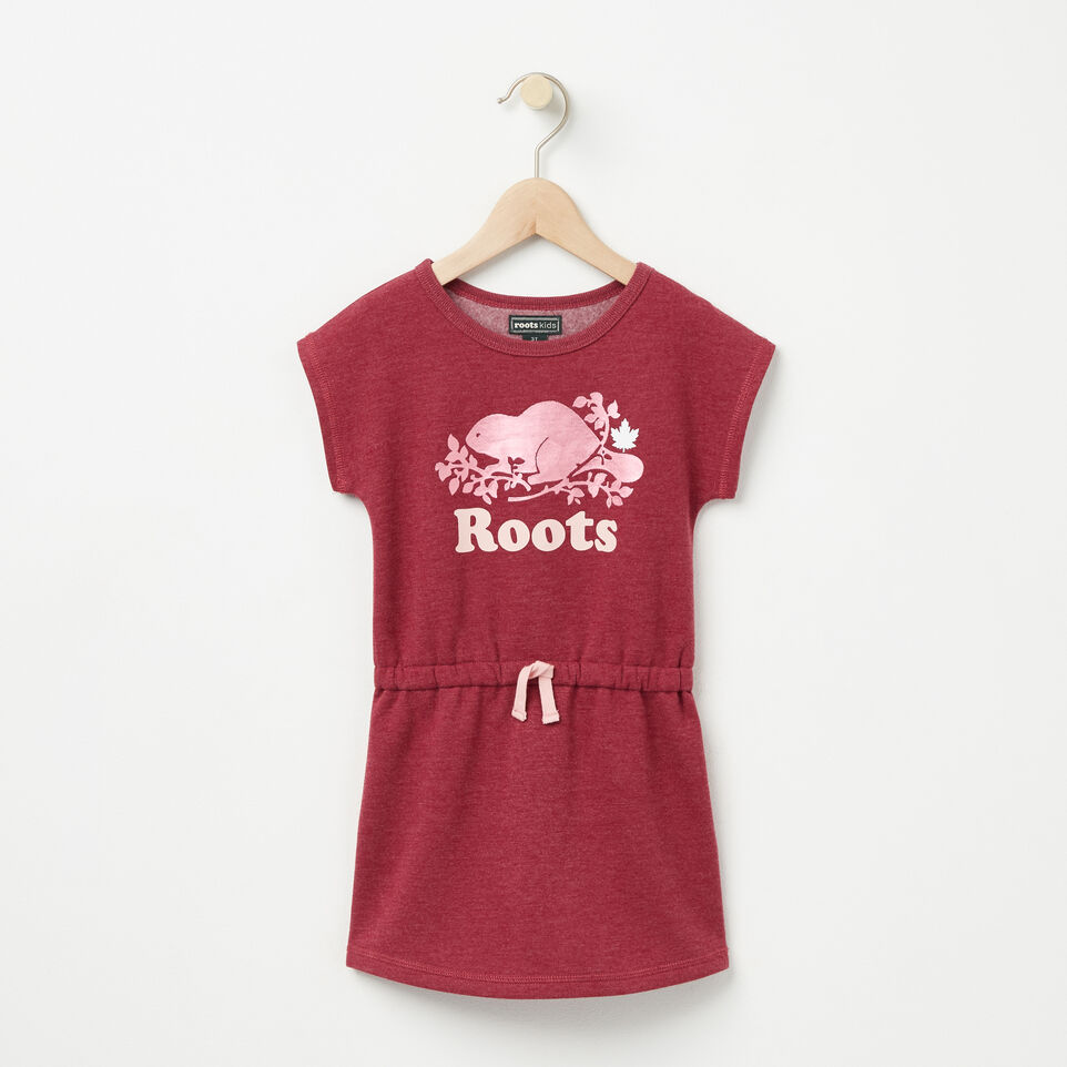 Roots-undefined-Toddler Laurier Fleece Dress-undefined-A