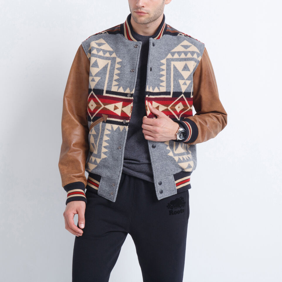 Roots-undefined-Mens Pendleton Varsity-undefined-A