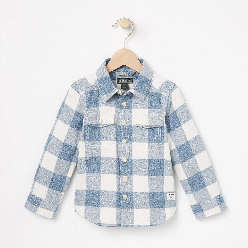 Roots-undefined-Toddler Battleford Shirt-undefined-A