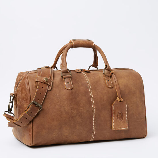 Roots-Men Weekender Bags-Small Colorado Bag Tribe-Africa-A
