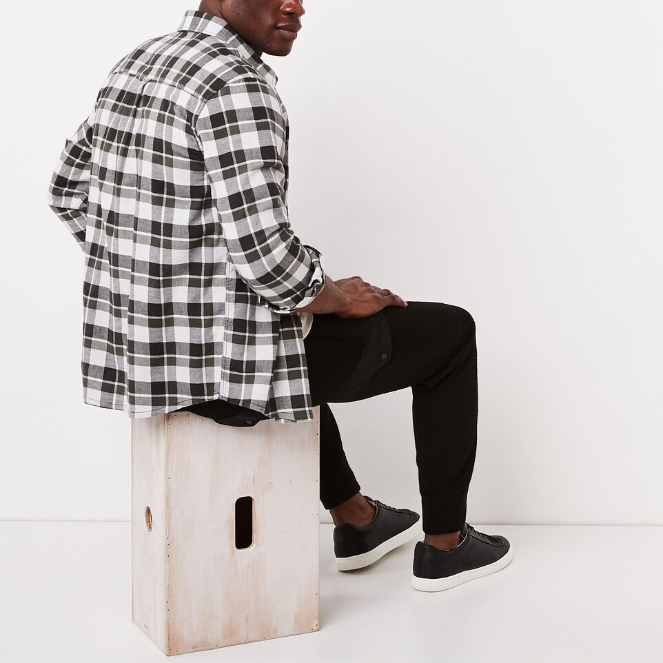 Roots-undefined-Yukon Flannel Shirt-undefined-D