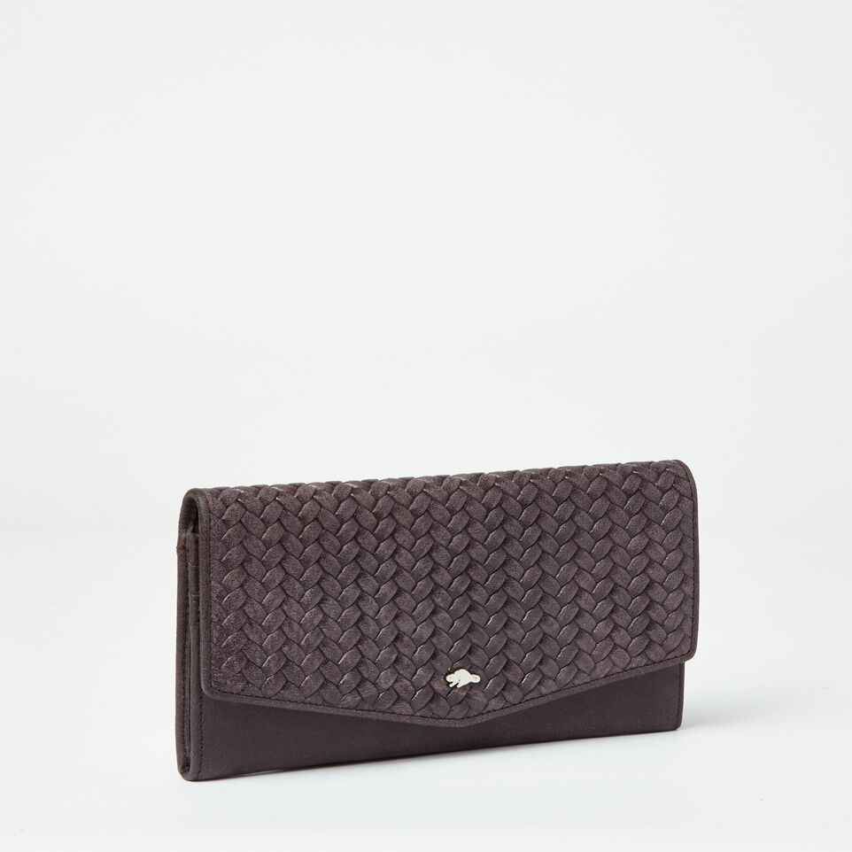 Roots-undefined-Envelope Wallet Woven-undefined-D