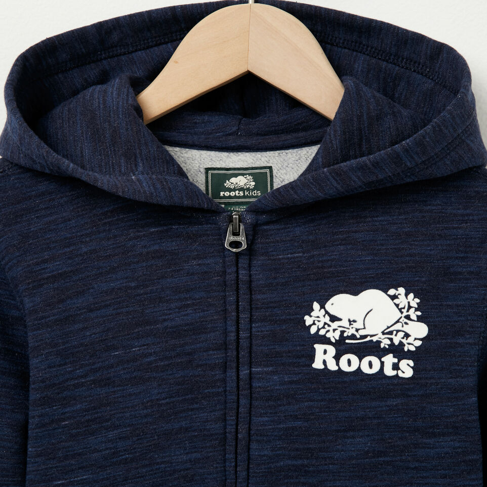 Roots-undefined-Boys Space Dye Full Zip Hoody-undefined-C