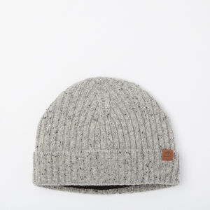 Roots-Gifts Bundle Up Accessories-Mens Donegal Toque-Grey Mix-A
