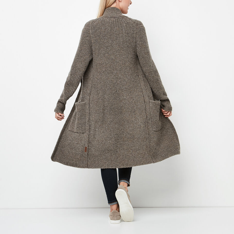 Roots-undefined-Manteau Cardigan Châle Emery-undefined-D