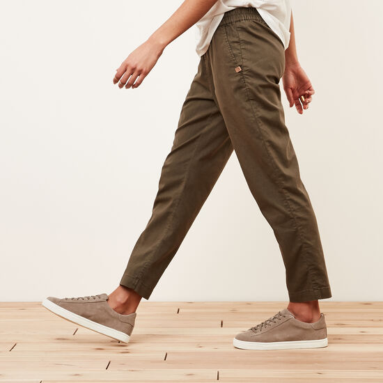 Roots-Sale Women's-Pennywell Pant-Sea Turtle-A