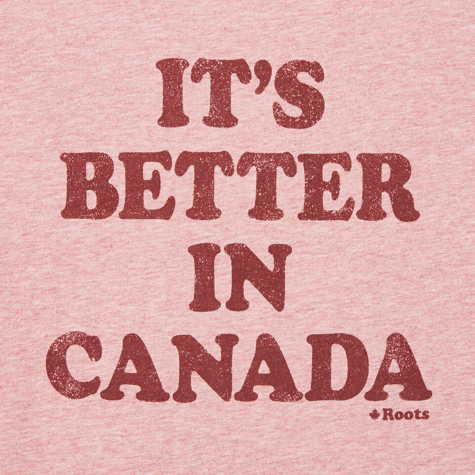 Roots-undefined-Girls Better In Canada T-shirt-undefined-C