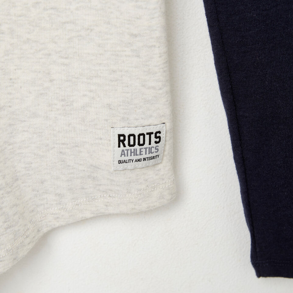 Roots-undefined-T-Shirt style baseball Cooper le castor-undefined-C
