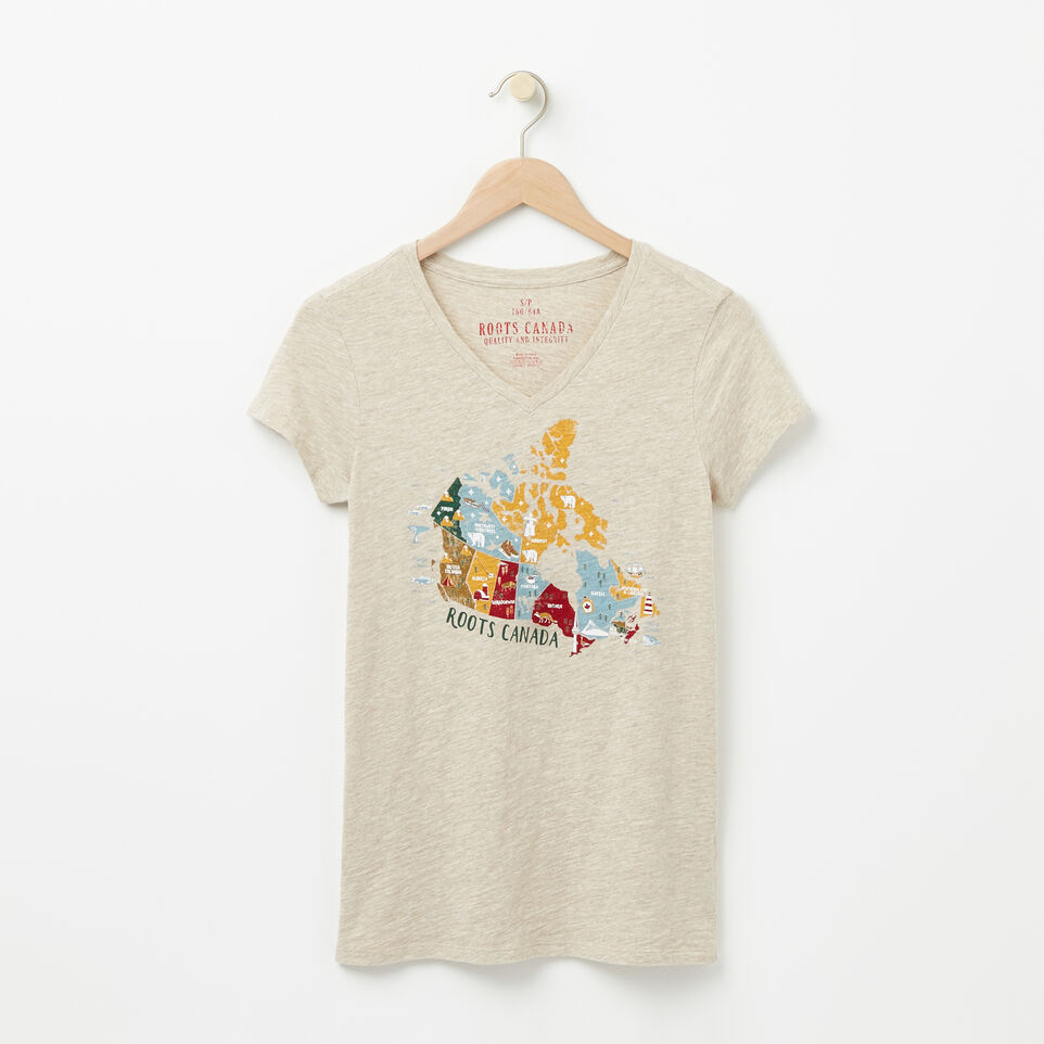 Roots-undefined-Trillium T-shirt-undefined-A