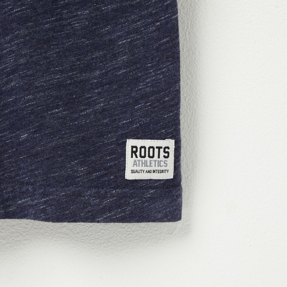 Roots-undefined-3 On 3 Space Dyed T-shirt-undefined-D