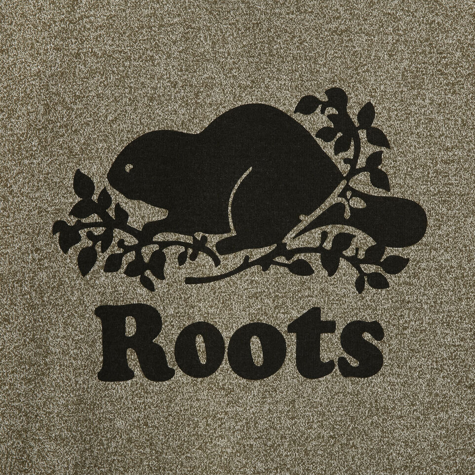 Roots-undefined-T shirt Manch Raglan Cooper Beaver-undefined-C