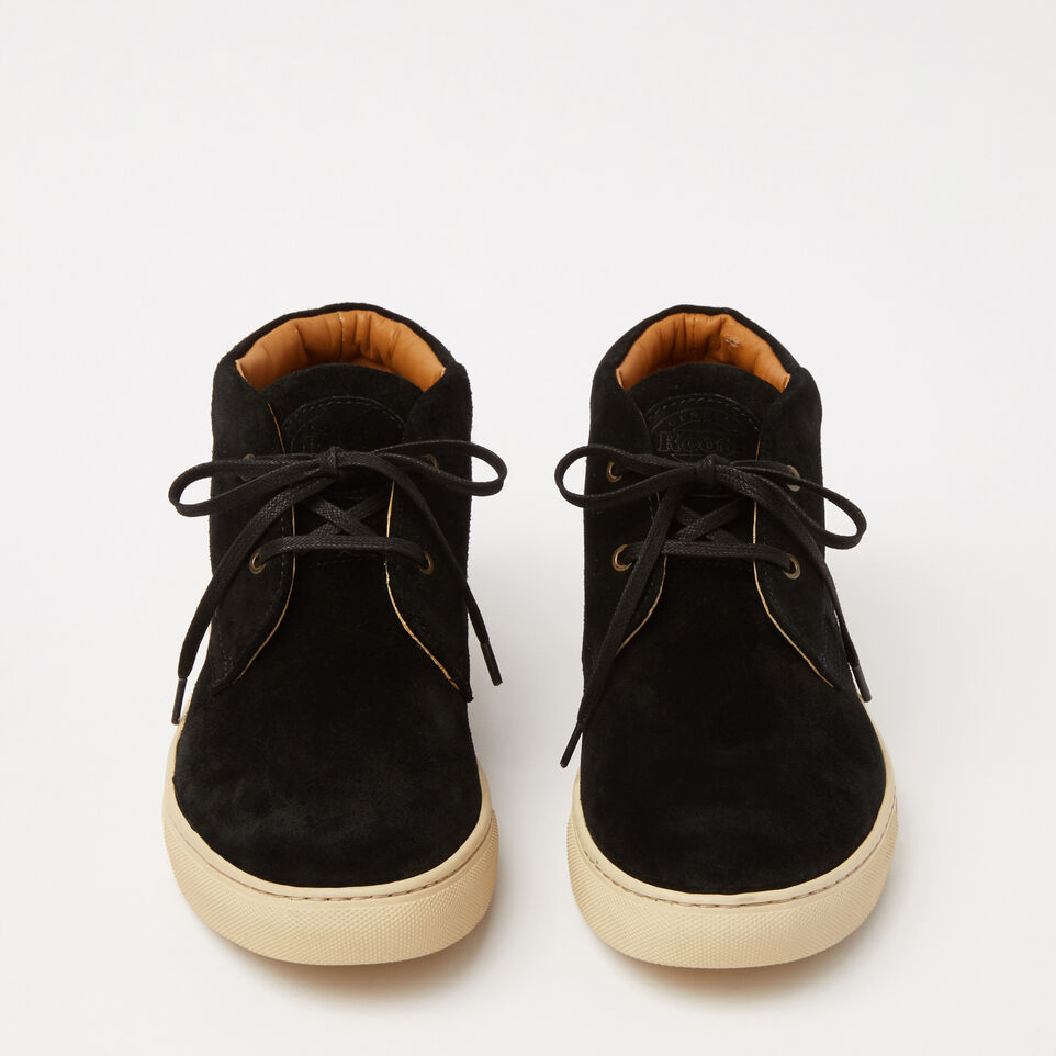 Roots-undefined-Raymond Sneaker Suede-undefined-D