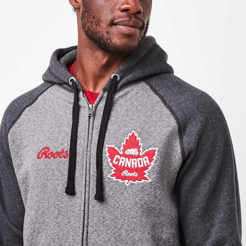 Roots-undefined-Heritage Full Zip Hoody-undefined-C